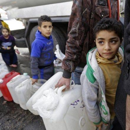 Water war: Wadi Barada and Assad's latest weapon