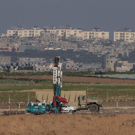 The Tunnels of Gaza's Next War