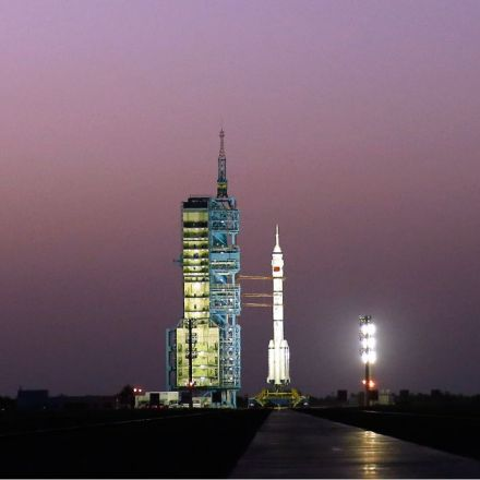This Military Base Is Where China Blasts Humans Into Space