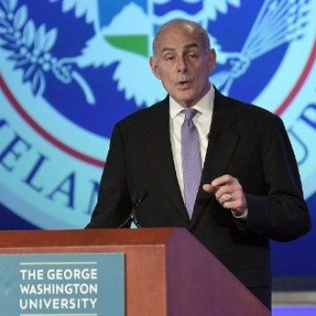 Homeland Security Head to America: Shut Up, Be Terrified, and Do What You're Told