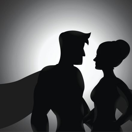 Feeling authentic in a relationship comes from being able to be your best self, not your actual self