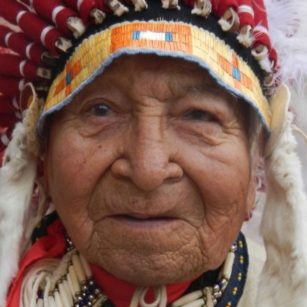 David Bald Eagle, Lakota Chief, Musician, Cowboy And Actor, Dies At 97