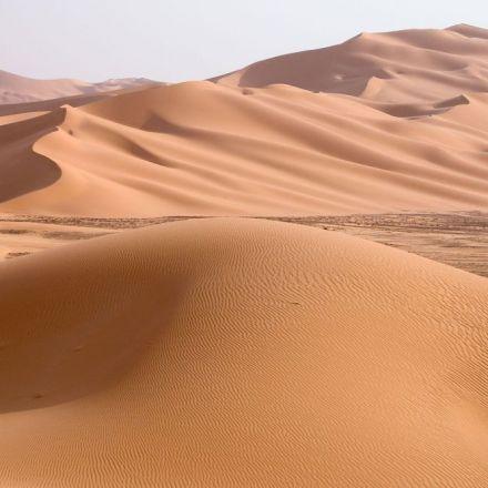 Did humans create the Sahara desert?