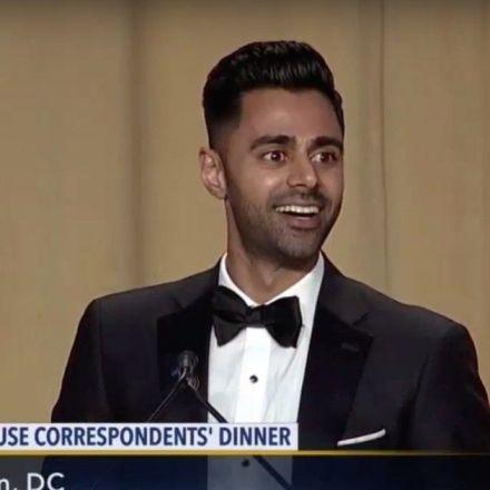 White House Correspondents' Dinner: See Hasan Minhaj's Scorching Speech
