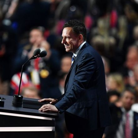 Peter Thiel Insider Picked to Oversee Donald Trump's Defense Department Transition