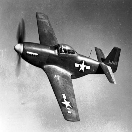 Arrogant U.S. Generals Made the P-51 Mustang a Necessity