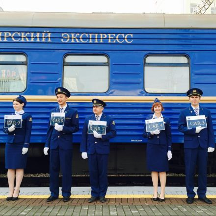 Trans-Siberian Railway: a view from Moscow to Vladivostok – a photo essay