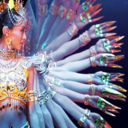Thousand-Hand Bodhisattva of Compassion