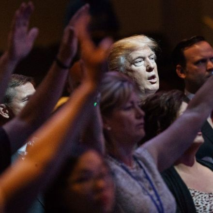 Hundreds of faith leaders already oppose Trump's planned 'religious liberty' order