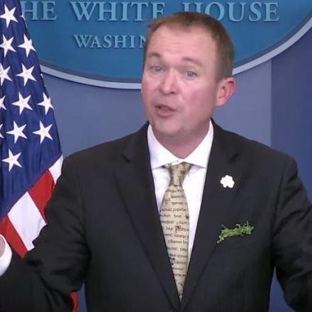 Trump White House Says Diabetics Don't Deserve Health Care