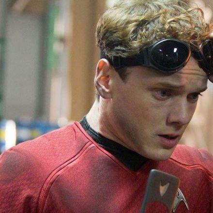 Star Trek Anton Yelchin Role Will Not Be Recast