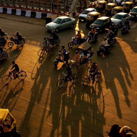 India's Cities Have A Honking Big Noise Problem