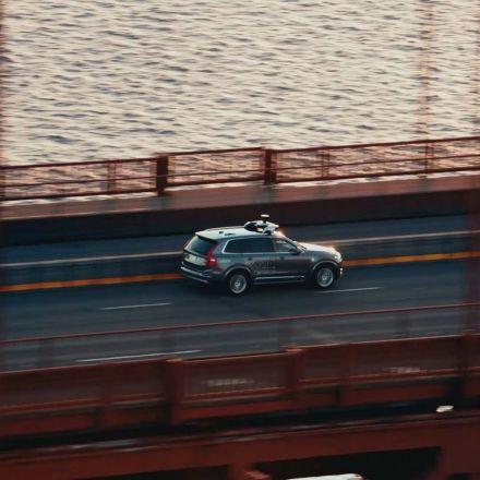 Uber moves its self-driving cars to Arizona to escape California regulators