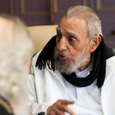 Covert CIA plot to wait until Fidel Castro dies of old age successful