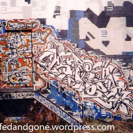 Buffed and Gone - A Graffiti retrospective