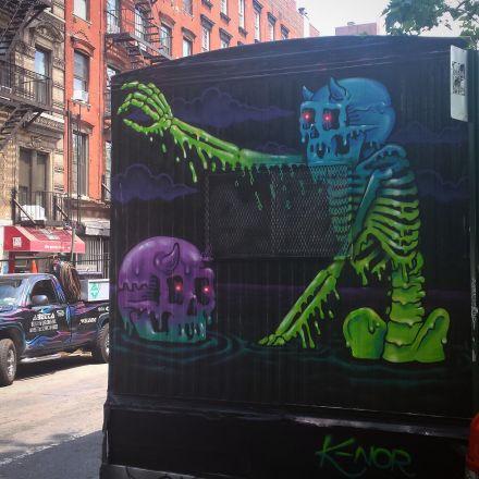 Top Manhattan Street Art
