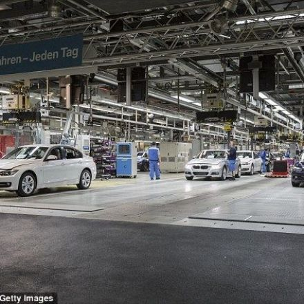 Two BMW technicians cost the car manufacturer 'nearly £1m'