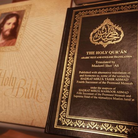 Someone analysed the Bible and Quran to see which is more violent