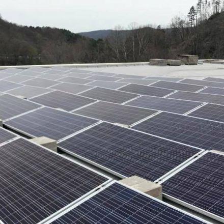 Kentucky Coal Mining Museum converts to solar power