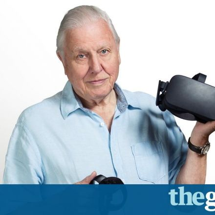 Sir David Attenborough to become 3D hologram for Sky VR documentary
