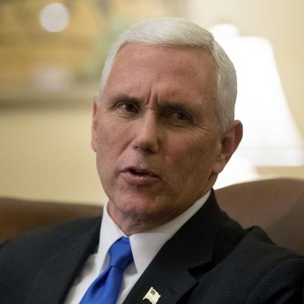 Pence used personal email for state business — and was hacked