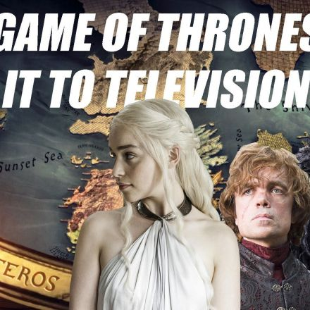 How Game of Thrones Made it to Television - Casual Court