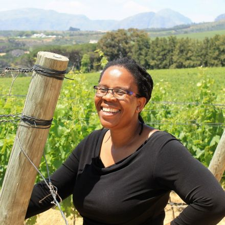 Cutting-Edge Wine: South Africa's First Black Female Winemaker Goes Solo