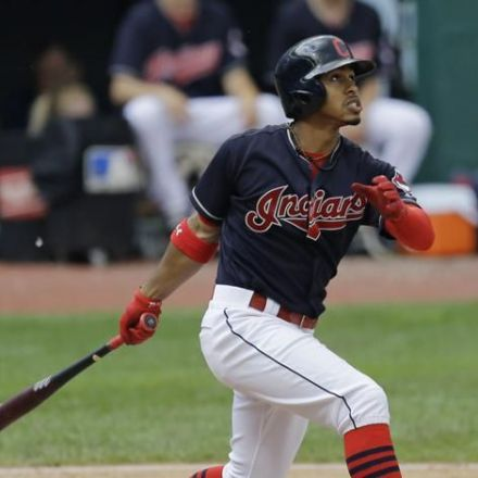 Indians Hit 4 Homers, Blank Royals for Sweep