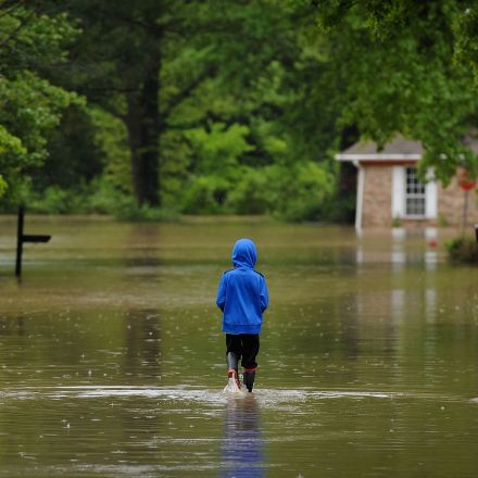 Extreme Weather Flooding the Midwest looks a lot like Climate Change