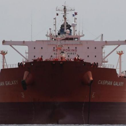 Banned at Sea: Venezuela's Crude-Stained Oil Tankers