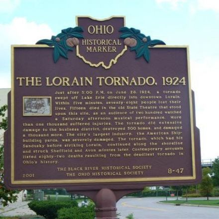 Ohio's deadliest tornado hit Lorain, Sandusky 92 years ago on June 28