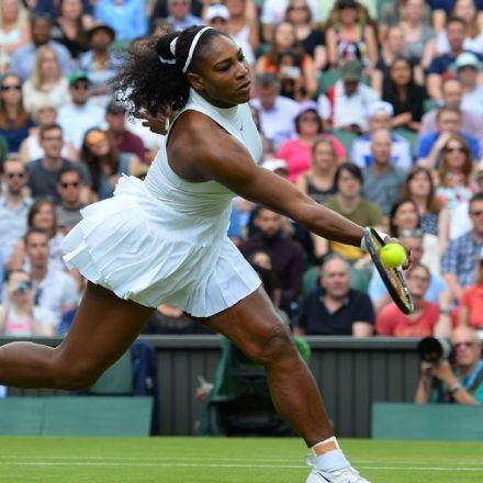 Serena Wins 300th Slam Match