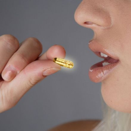 Are People Really Taking Glitter Pills to Make Their Sh*t Sparkle?