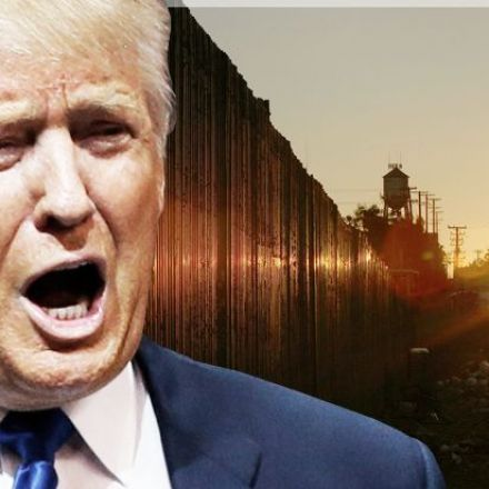 """Interior secretary: Trump's border wall may be built in Mexico because """"we won't cede"""" the Rio Grande"""