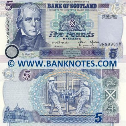 Scottish banks promise their notes are vegan-friendly