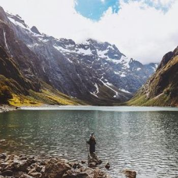 Where's Gandalf? Photographer snaps wizard at New Zealand beauty spots