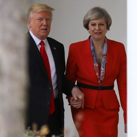 PM: I look forward to welcoming Trump to UK