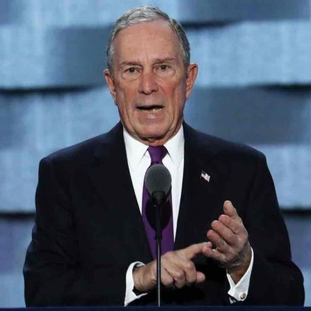 Michael Bloomberg to world leaders: ignore Trump on climate change