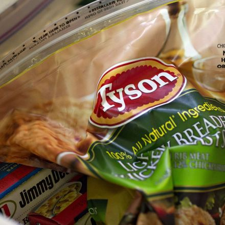 Tyson Says SEC Is Investigating Chicken-Pricing Allegations