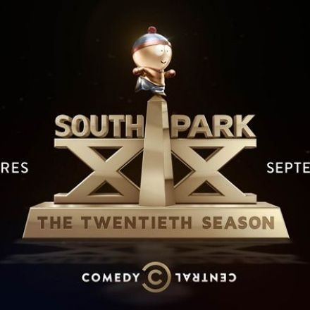 'South Park' Celebrates Its 20th Season With New Logo, Video