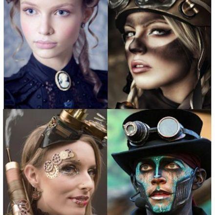 Steampunk Makeup Guide
