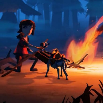 The Flame in the Flood: A Great Metaphor for Life