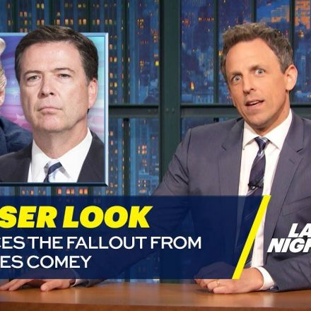 Trump Faces the Fallout from Firing James Comey: A Closer Look
