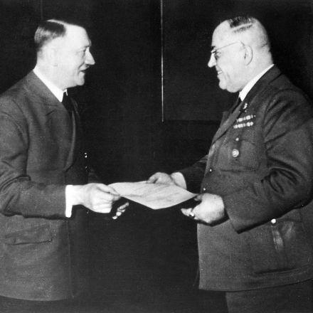 The Very Drugged Nazis