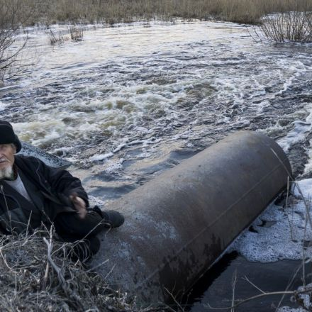 Russia's nuclear nightmare flows down radioactive river