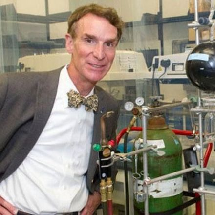 Bill Nye forecasts next 50 years, says we're at a technological crossroad