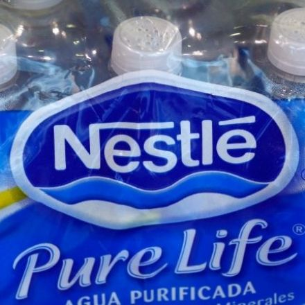 Nestlé Faces Backlash Over Collecting Water From Drought-Stricken Southern California