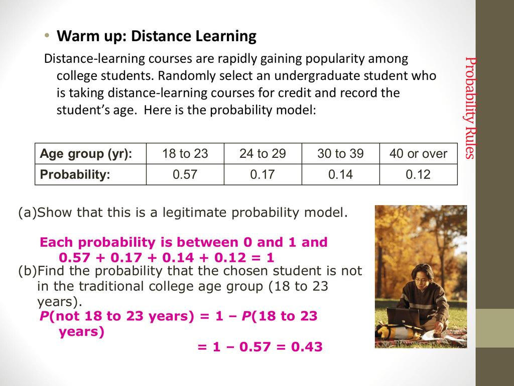 Venn Diagrams And Probability