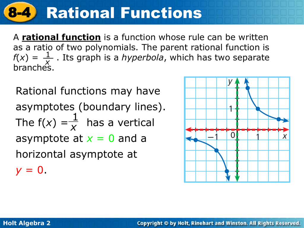 Rational Function