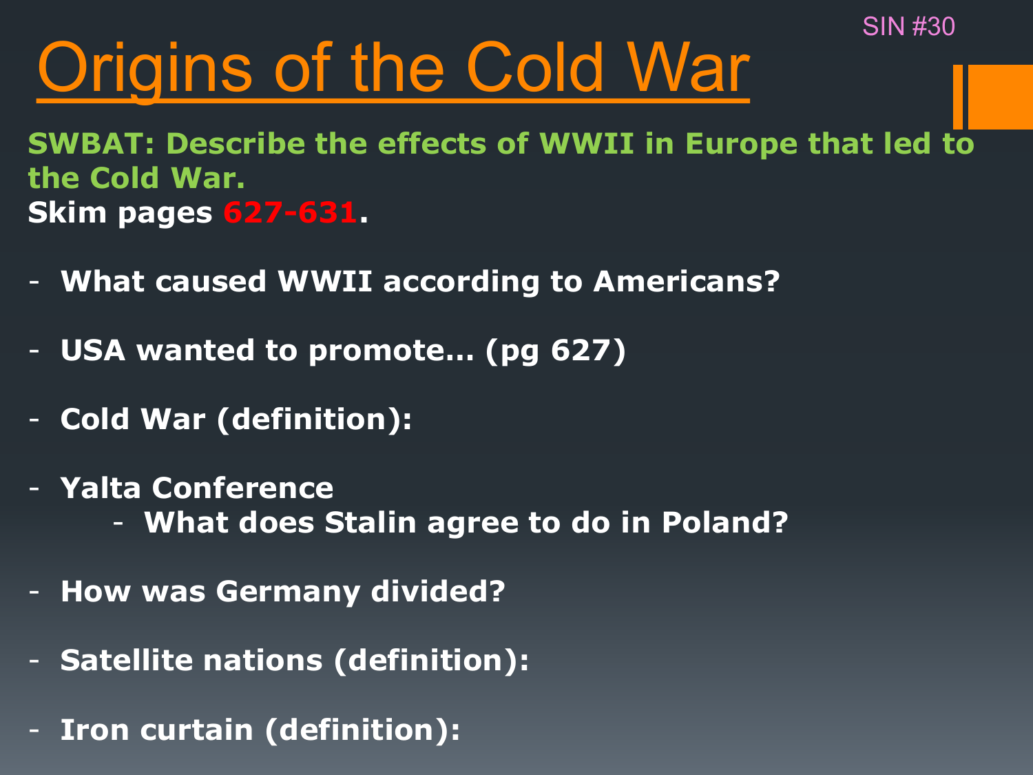 Cold War Iron Curtain Sourceysis Answers